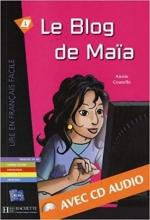 کتاب زبان le blog de maia