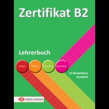 کتاب زبان 10 نمونه آزمون گوته Zertifikat B2
