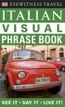 کتاب زبان Italian visual phrase book دیکشنری تصویری ایتالیایی
