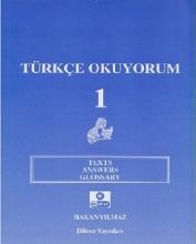 کتاب زبان Turkce Okuyorum 1