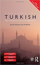 کتاب زبان Colloquial Turkish: The Complete Course for Beginners