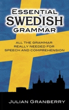 کتاب زبان Essential Swedish Grammar