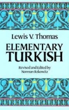 کتاب زبان Elementary Turkish