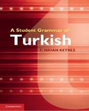 کتاب زبان A Student Grammar of Turkish