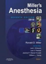 Miller's Anesthesia 2010 4volume