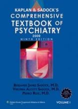 KAPLAN & SADOCK'S COMPREHENSIVE TEXTBOOK OF PSYCHIATRY 2009  4VOLUME