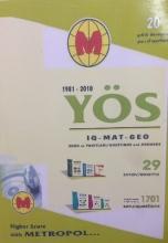 کتاب زبان کتاب ترکی استانبولی YÖS Questions and Answers Between 1981 and 2010