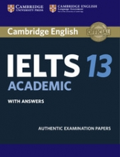 کتاب آیلتس کمبریج IELTS Cambridge 13 Academic with CD