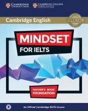 کتاب معلم مایندست Cambridge English Mindset for IELTS Fundamental Teacher's Book