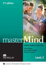کتاب زبان masterMind 2nd Edition Level 2 Digital Student's Book Pack