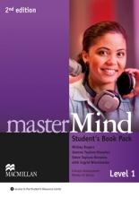 کتاب زبان masterMind 2nd Edition Level 1 Student's Book Pack