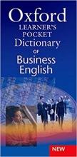 کتاب زبان Oxford Learners Pocket Dictionary of Business English