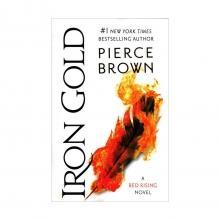کتاب زبان Iron Gold - Red Rising Saga 4