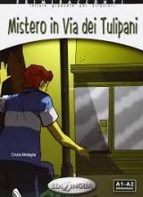کتاب داستان ایتالیایی Mistero in via dei Tulipani