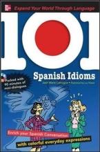 کتاب 101 Spanish Idioms