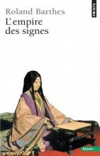 کتاب زبان L'Empire des signes