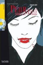 کتاب زبان Peur sur la ville + CD audio