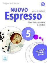 کتاب ایتالیایی اسپرسو  NUOVO Espresso 5 C1