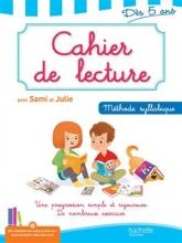 کتاب زبان Cahier de lecture Sami et Julie