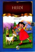 کتاب زبان داستان ترکی Heidi