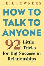 کتاب زبان How to Talk to Anyone 92 Little Tricks for Big Success in
