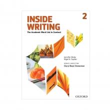 کتاب زبان Inside Writing 2