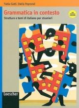 کتاب زبان کتاب ایتالیایی Grammatica in Contesto A1 B1