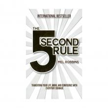 کتاب زبان The 5 Second Rule