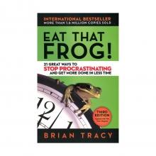 کتاب زبان Eat That Frog