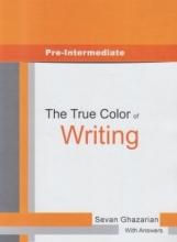 کتاب زبان کتاب زبان The true color of writing