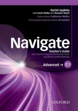 کتاب معلم Navigate Advanced C1 Teacher's Book
