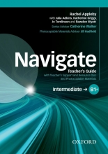 کتاب معلم Navigate Intermediate B1+ Teacher's Book