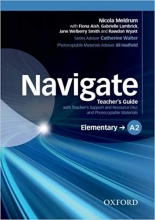 کتاب معلم Navigate Elementary A2 Teacher's Book