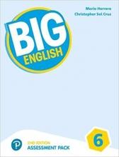 کتاب زبان BIG English 6 Second edition Assessment Pack