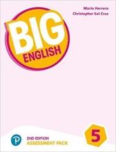 کتاب زبان BIG English 5 Second edition Assessment Pack