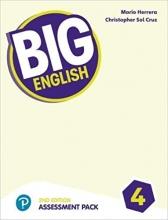 کتاب زبان BIG English 4 Second edition Assessment Pack