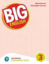 کتاب زبان BIG English 3 Second edition Assessment Pack