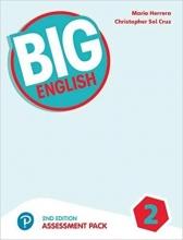 کتاب زبان BIG English 2 Second edition Assessment Pack