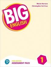 کتاب زبان BIG English 1 Second edition Assessment Pack