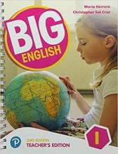 کتاب معلم BIG English 1 Second edition Teacher's Book