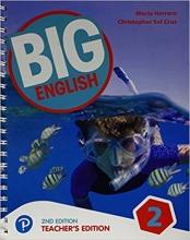 کتاب معلم BIG English 2 Second edition Teacher's Book