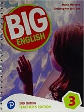کتاب معلم BIG English 3 Second edition Teacher's Book