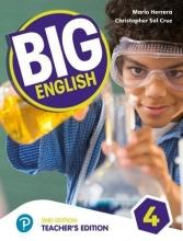 کتاب معلم BIG English 4 Second edition Teacher's Book