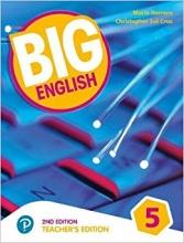 کتاب معلم BIG English 5 Second edition Teacher's Book