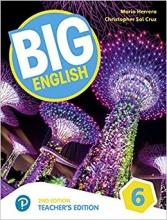 کتاب معلم BIG English 6 Second edition Teacher's Book