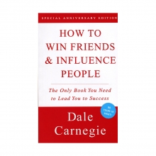 کتاب زبان How To Win Friends And Influence People