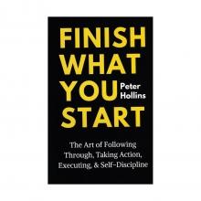 کتاب زبان Finish What You Start