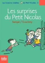 کتاب داستان فرانسوی lesLes surprises du Petit Nicolas