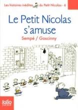 کتاب داستان فرانسوی Le petit nicolas s'amuse